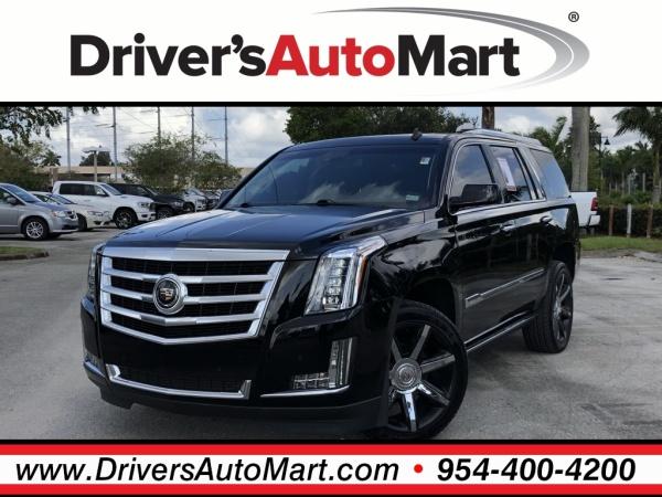 2015 Cadillac Escalade in Davie, FL