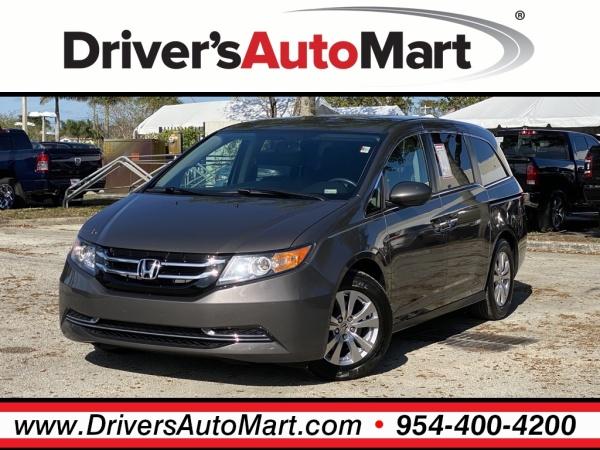 2016 Honda Odyssey in Davie, FL