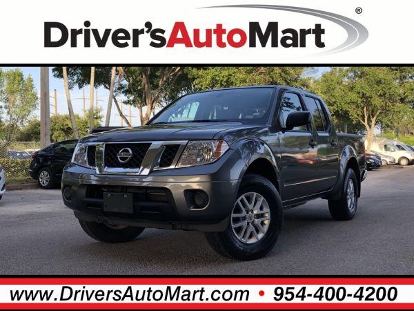 2019 Nissan Frontier in Davie, FL