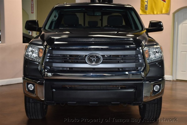 2014 Toyota Tundra Unknown