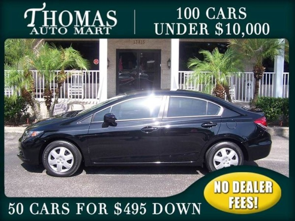 2015 Honda Civic in Dade City, FL