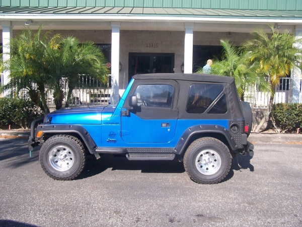 2003 Jeep Wrangler in Dade City, FL