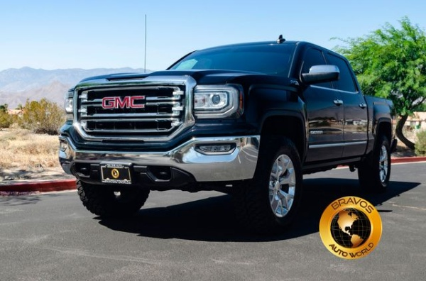 2017 GMC Sierra 1500 in Cathedral City, CA