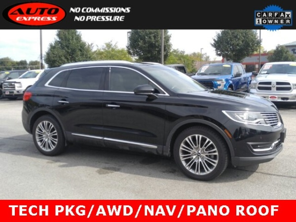 2016 Lincoln MKX in Lafayette, IN