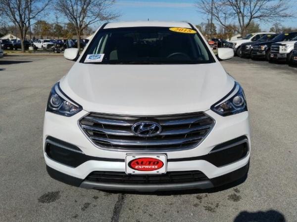2018 Hyundai Santa Fe Sport in Lafayette, IN
