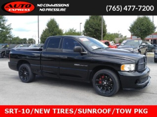 Srt10 For Sale >> Used Dodge Ram Srt 10s For Sale Truecar