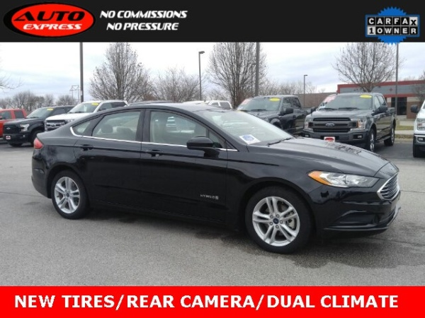 2018 Ford Fusion in Lafayette, IN