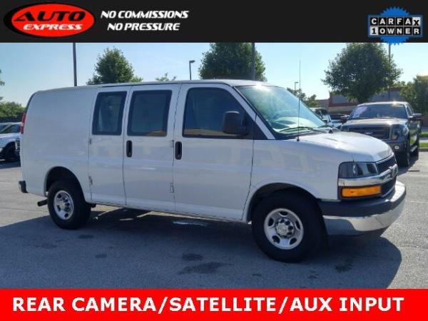 2018 Chevrolet Express Cargo Van in Lafayette, IN