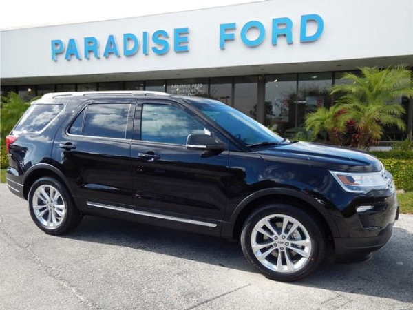 2019 Ford Explorer in Cocoa, FL