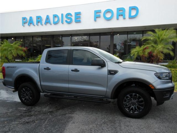 2020 Ford Ranger in Cocoa, FL