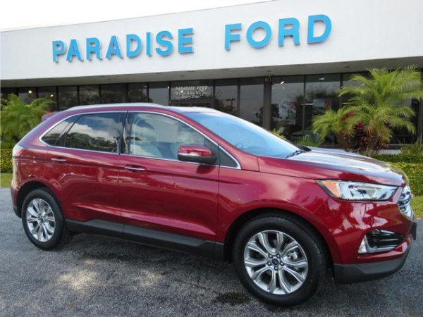 2019 Ford Edge in Cocoa, FL