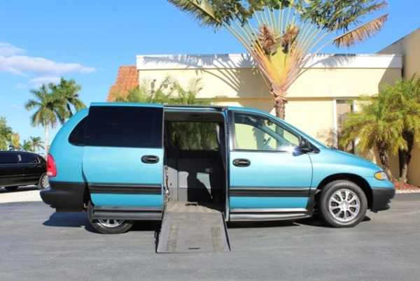 1998 Plymouth Voyager in Fort Myers, FL