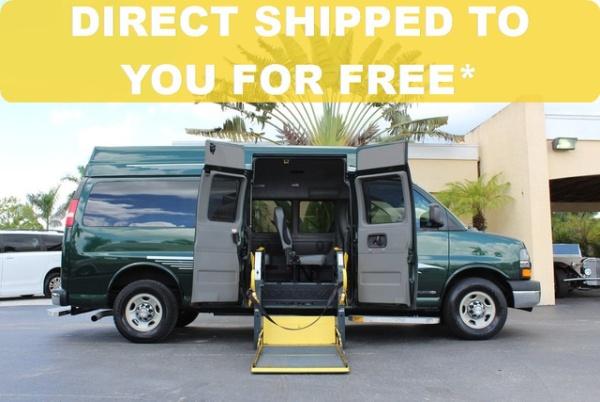 2012 Chevrolet Express Passenger in Fort Myers, FL