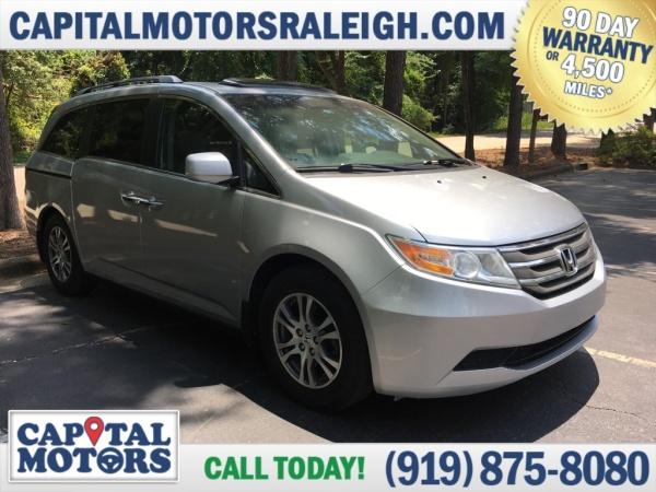 2011 Honda Odyssey in Raleigh, NC