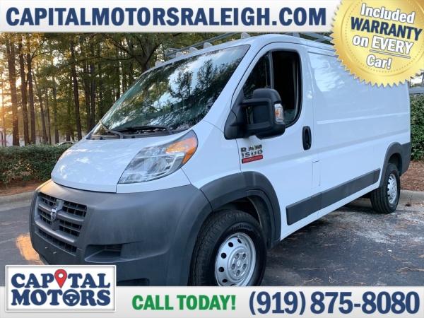 2015 Ram ProMaster Cargo Van in Raleigh, NC
