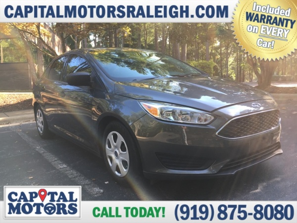 2016 Ford Focus in Raleigh, NC