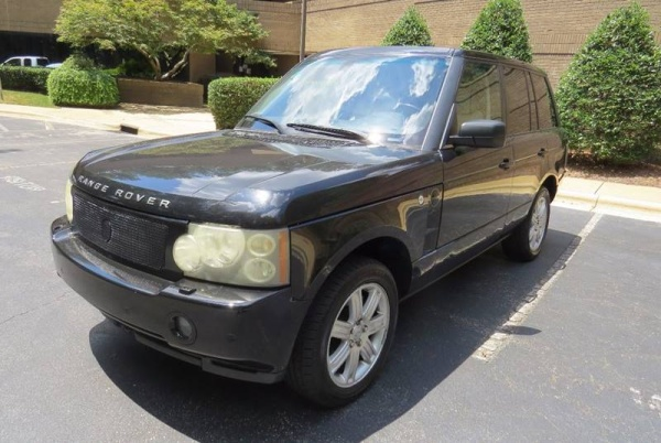 2008 land rover range rover hse for sale in raleigh nc truecar. Black Bedroom Furniture Sets. Home Design Ideas