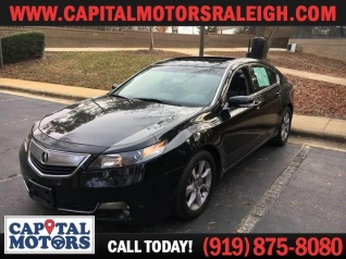 3d31479cbf84c6 2013 Acura TL FWD Automatic for Sale in Raleigh