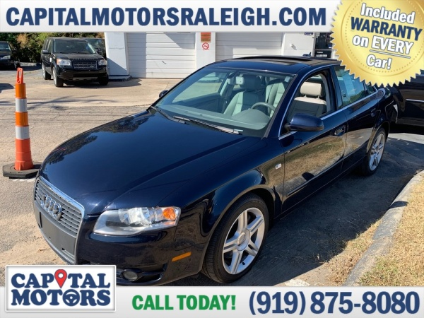 2006 Audi A4 in Raleigh, NC