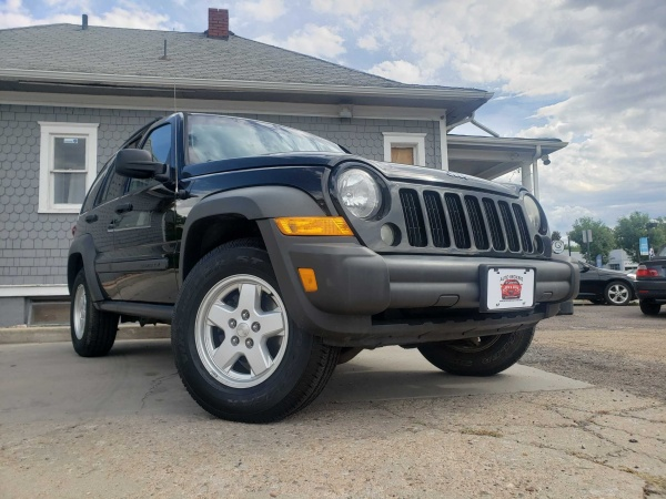 2006 Jeep Liberty in Englewood, CO
