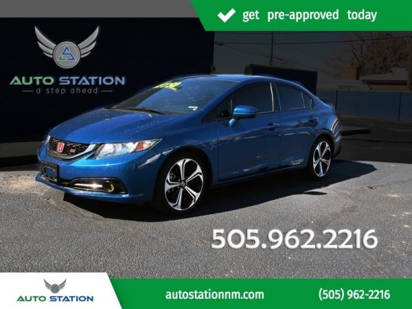 2014 Honda Civic in Albuquerque, NM