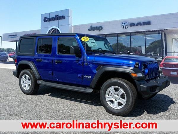 2020 Jeep Wrangler in Elizabeth City, NC