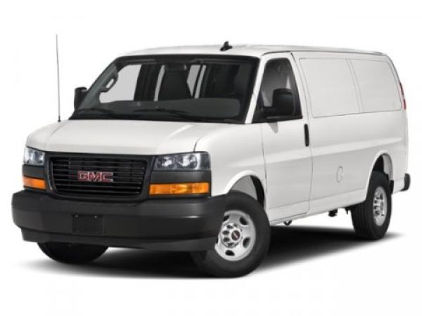 2019 GMC Savana Cargo Van