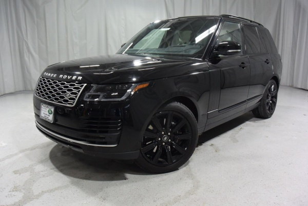 2018 Land Rover Range Rover in Chicago, IL