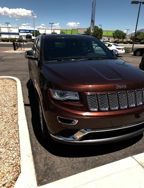 2014 Jeep Grand Cherokee in Albuquerque, NM