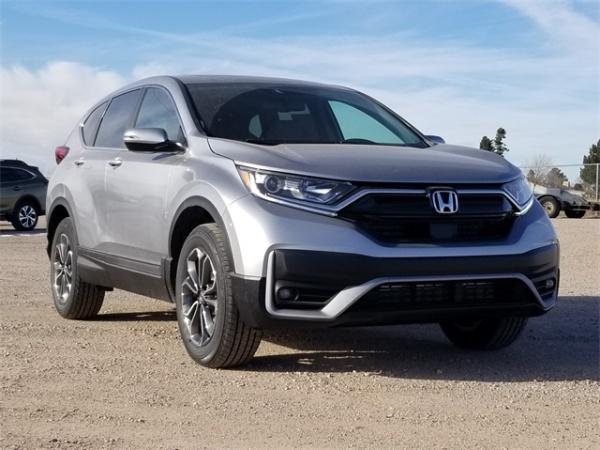 2020 Honda CR-V in Santa Fe, NM
