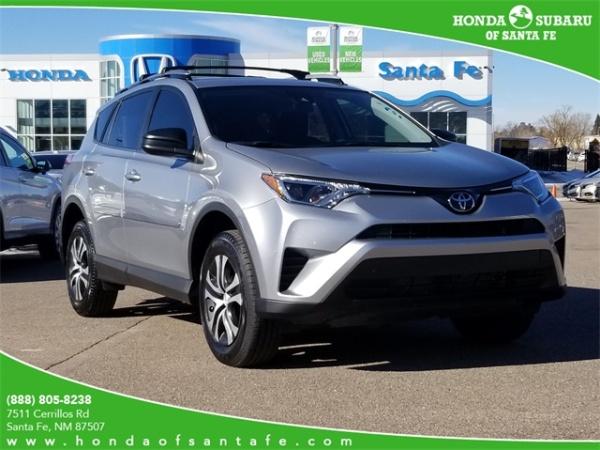 2018 Toyota RAV4 in Santa Fe, NM