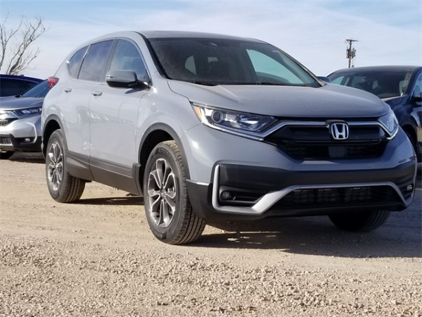 2020 Honda CR-V in Santa Fe, NM