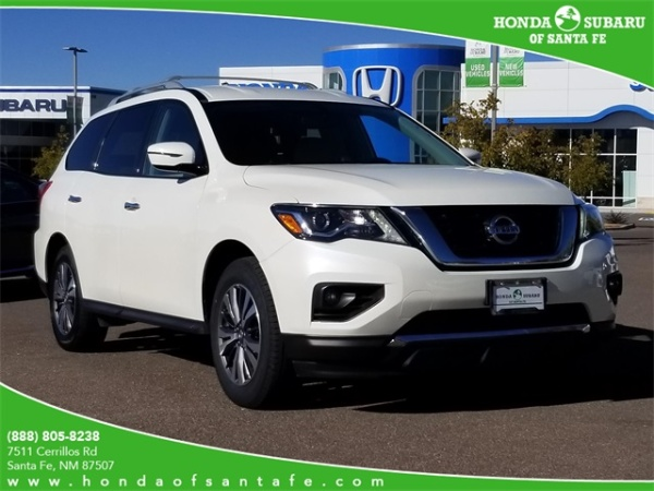 2017 Nissan Pathfinder in Santa Fe, NM