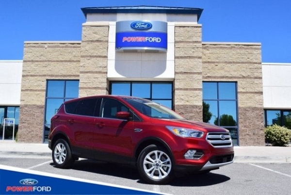 2019 Ford Escape in Albuquerque, NM