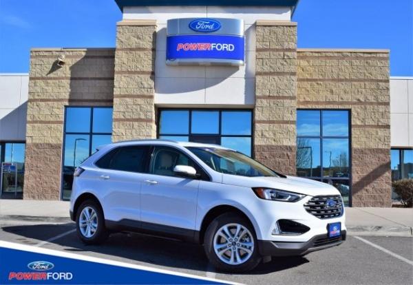 Ford Dealership Albuquerque >> 2019 Ford Edge Sel Awd For Sale In Albuquerque Nm Truecar