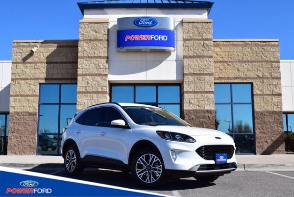 2020 Ford Escape in Albuquerque, NM