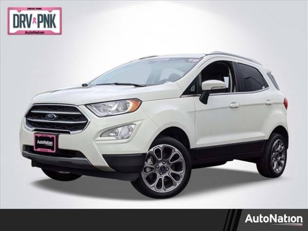 2019 Ford EcoSport in Roseville, CA