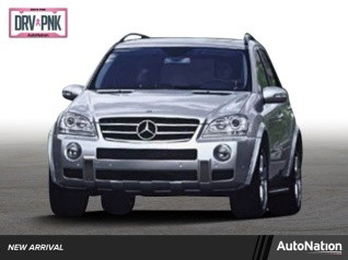 Used 2007 Mercedes Benz M Class ML 350 4MATIC For Sale In Roseville,