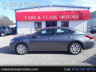 Used Nissan Altima For Sale >> Used Nissan Altimas For Sale Truecar