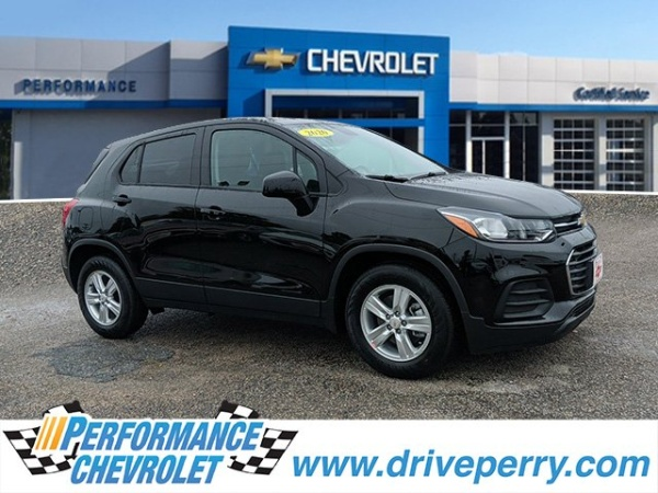 2020 Chevrolet Trax in Elizabeth City, NC