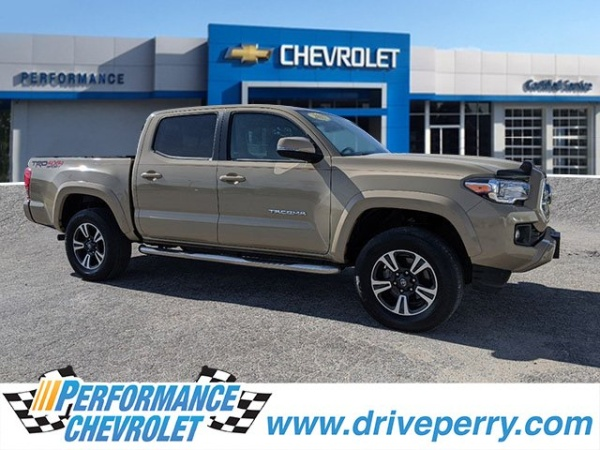 2017 Toyota Tacoma in Elizabeth City, NC
