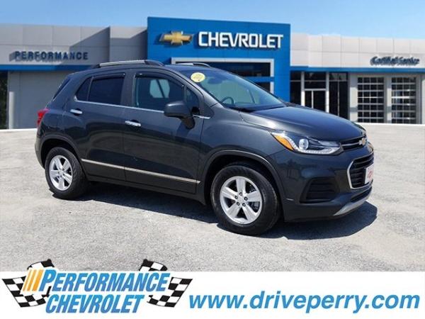 2018 Chevrolet Trax In Elizabeth City, NC