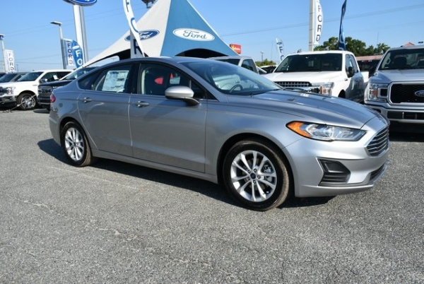 2020 Ford Fusion in Lake City, FL
