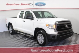 Used 2016 Toyota Tundra SR Double Cab 6.5u0027 Bed 4.6L V8 RWD For Sale