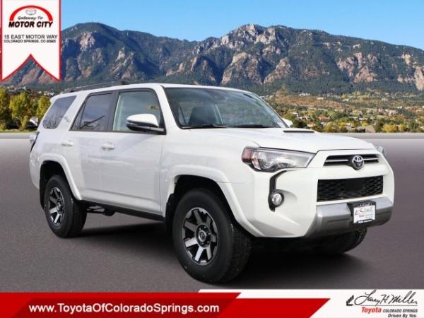 2020 Toyota 4Runner in Colorado Springs, CO