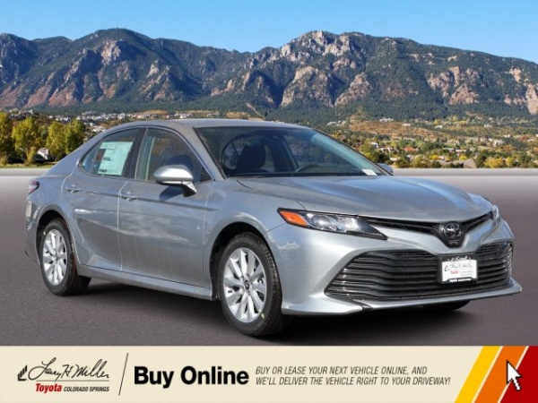 2020 Toyota Camry in Colorado Springs, CO