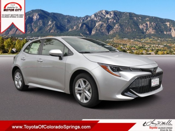 2019 Toyota Corolla Hatchback in Colorado Springs, CO