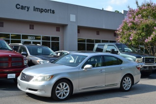 Used 2008 Lexus LS LS 460 For Sale In Cary, NC