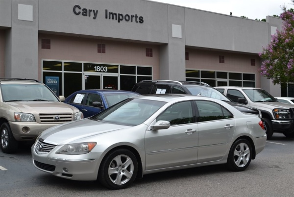 Used Acura RL For Sale US News World Report - 2005 acura rl for sale by owner