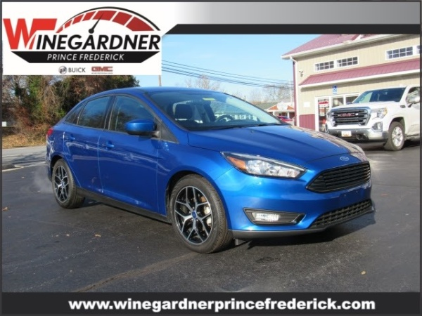 2018 Ford Focus in Prince Frederick, MD